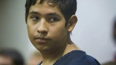 Adrian Navarro-Canales Teen Killer