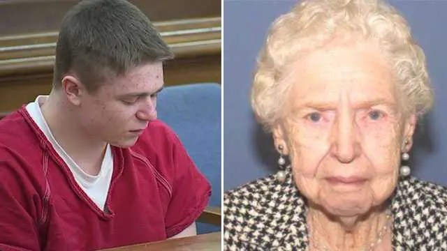 gavon ramsay 1 Gavon Ramsay Teen Killer Murders Elderly Woman
