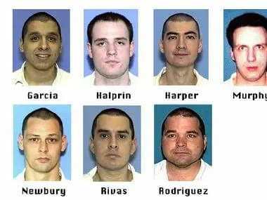 texas seven prison escape