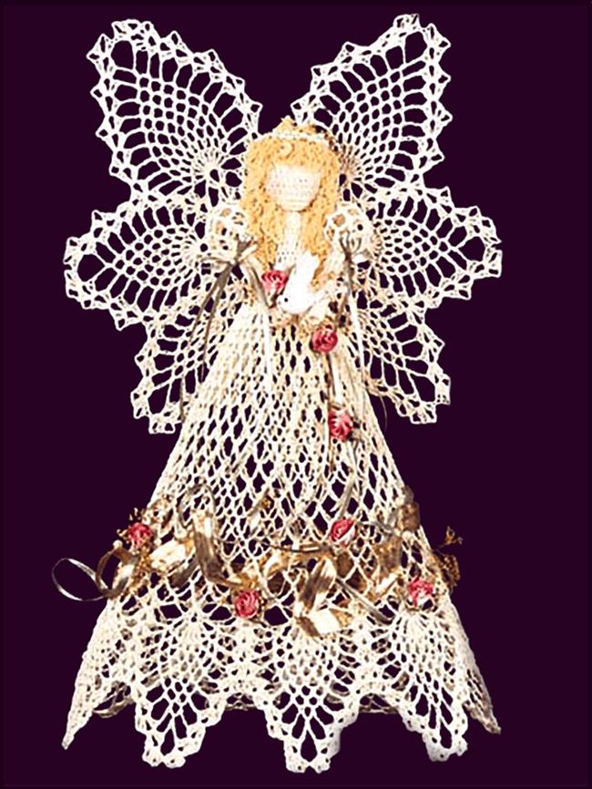 Angel Crochet Free Pattern 1
