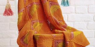 Golden Sunshine Crochet Pattern
