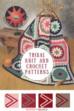 Afghans Crochet Patterns Tribal Patterns Free Knit Crochet Patterns Stitch And Unwind