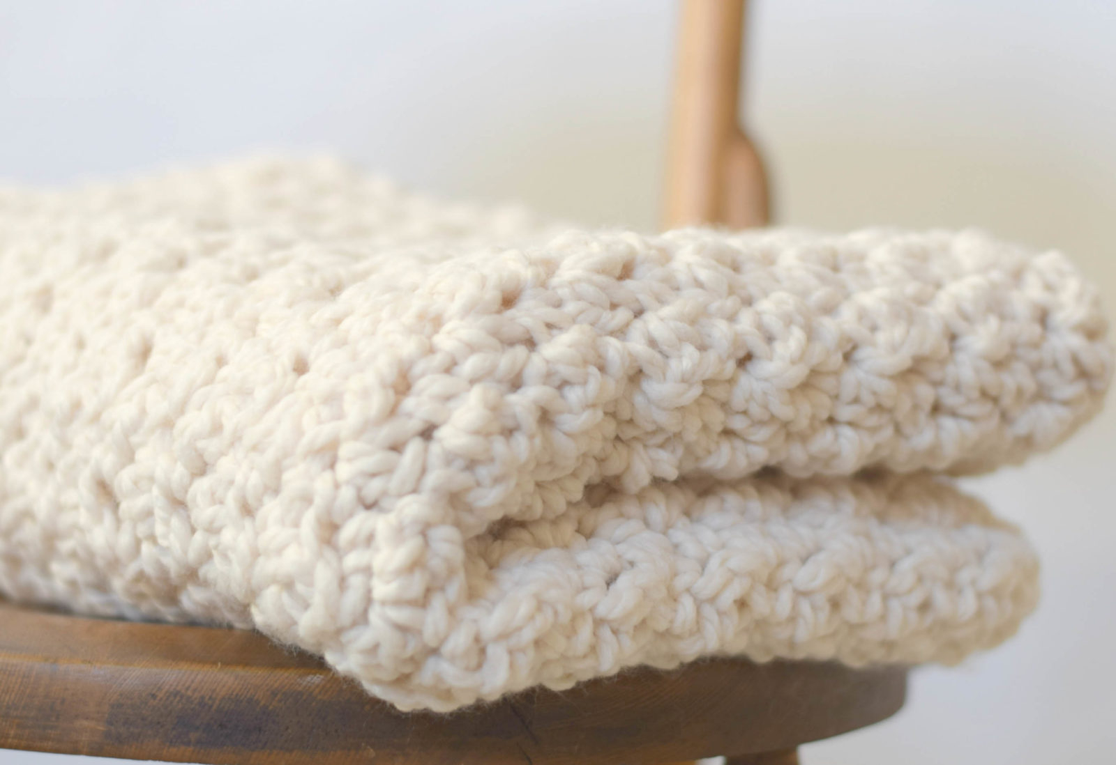 Best Products to Make with the Chunky Yarn Crochet Pattern Knit Crochet Blanket Sizing Guide Mama In A Stitch