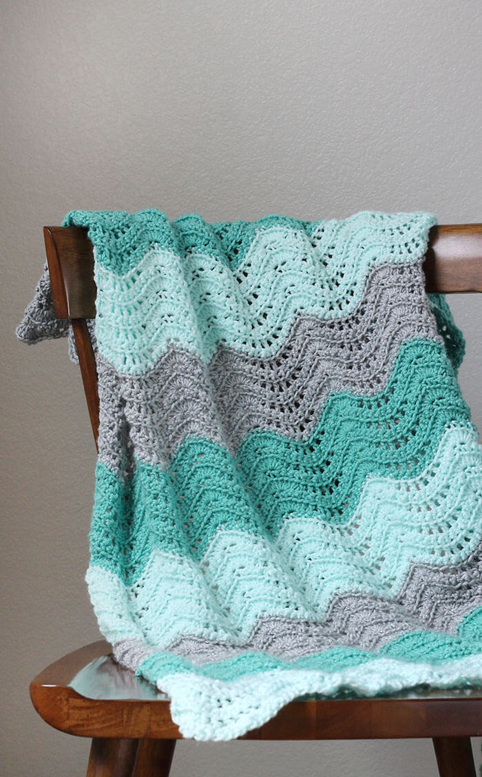 Blanket Crochet Pattern Free to Get You Warmer at Night Crochet Feather And Fan Ba Blanket Free Pattern Persia Lou