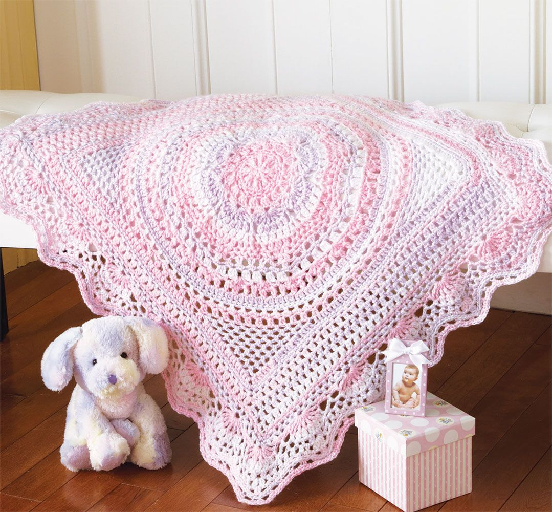 Blanket Crochet Pattern Free to Get You Warmer at Night Mary Maxim Free Ba Delight Blanket Pattern