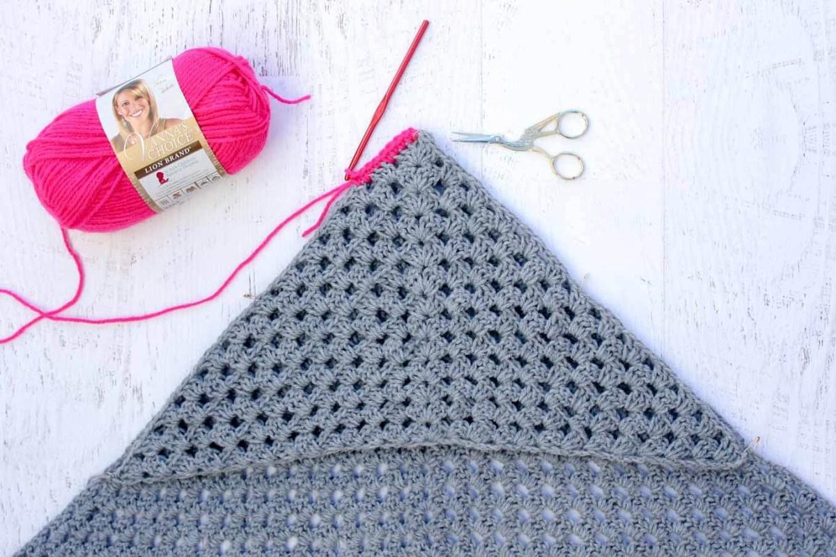 Blanket Crochet Pattern Free to Get You Warmer at Night Modern Crochet Hooded Ba Blanket Free Pattern For Charity