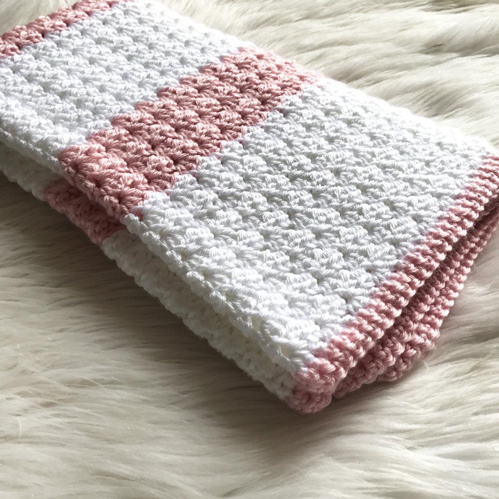 Blanket Crochet Pattern Tilia Ba Blanket Free Crochet Pattern Hooked On Tilly