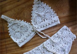 Bralette Crochet Pattern Bralette And Underwear Crochet Pattern