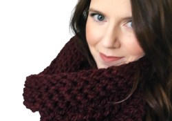 Cowl Pattern Crochet How To Make A Chunky Crochet Scarf That Will Lay Perfect Every Time