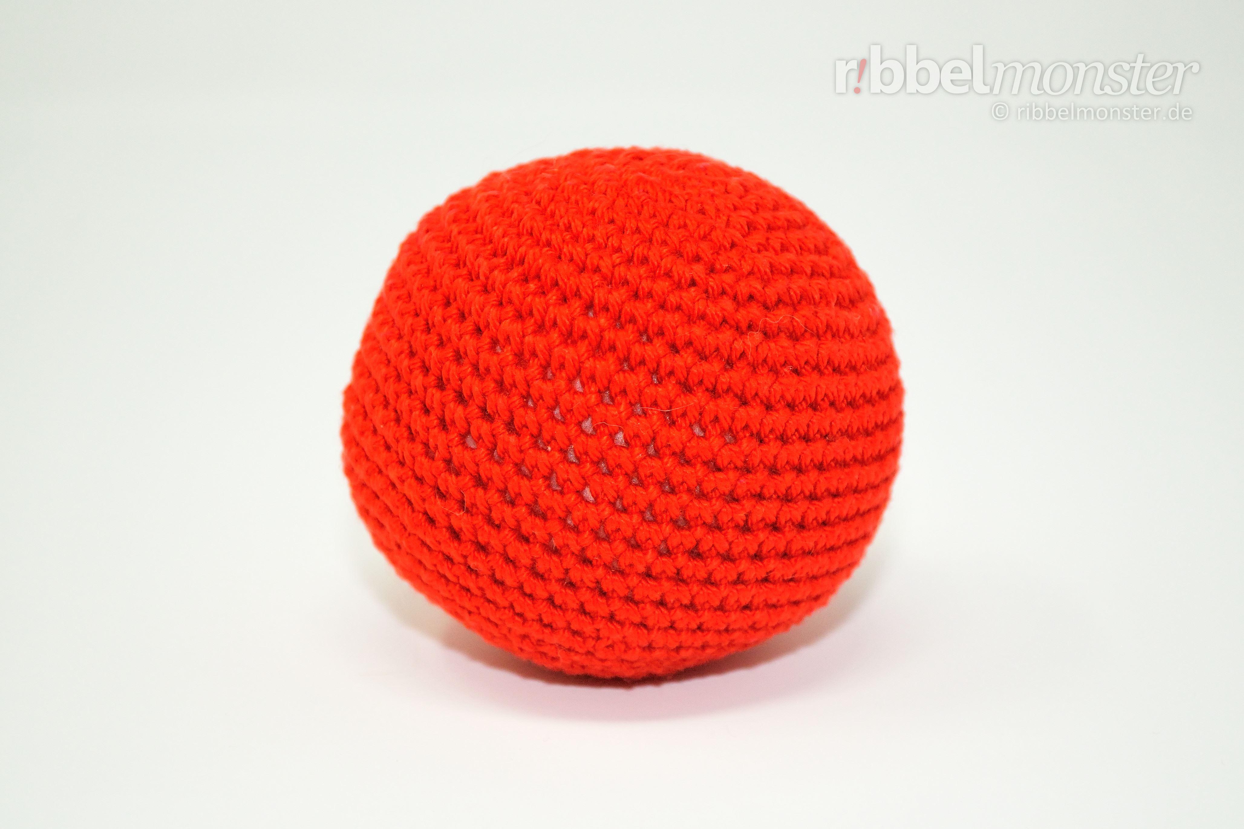 Crochet Ball Pattern Amigurumi Crochet Simple Bigger Ball Premium Free Patterns