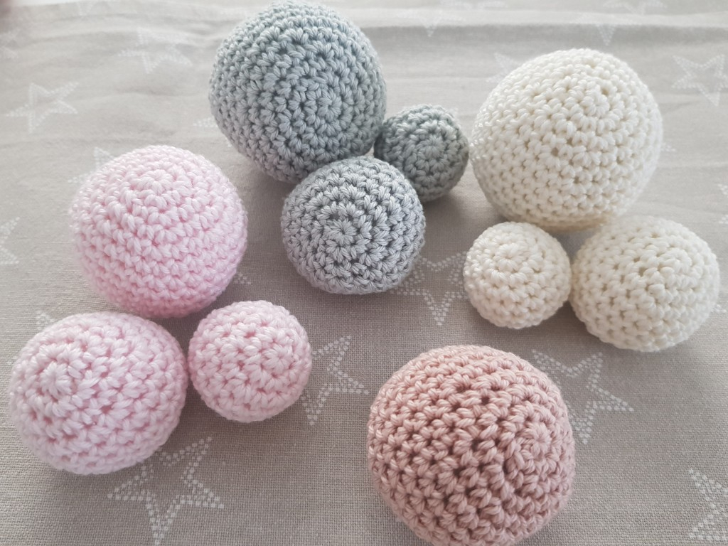 Crochet Ball Pattern Free Instructions For Crocheting Balls