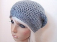 Crochet Beanie Pattern Free Crochet Pattern Really Easy Slouchy Beanie Crochet