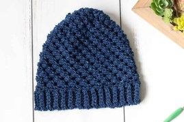Crochet Beanie Pattern Leigh Hatnothate Hat Crochet Pattern Rescued Paw Designs