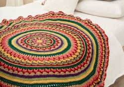 Crochet Blanket Pattern Free Free Crochet Mandala Patterns Crochet Kingdom 15 Free Crochet