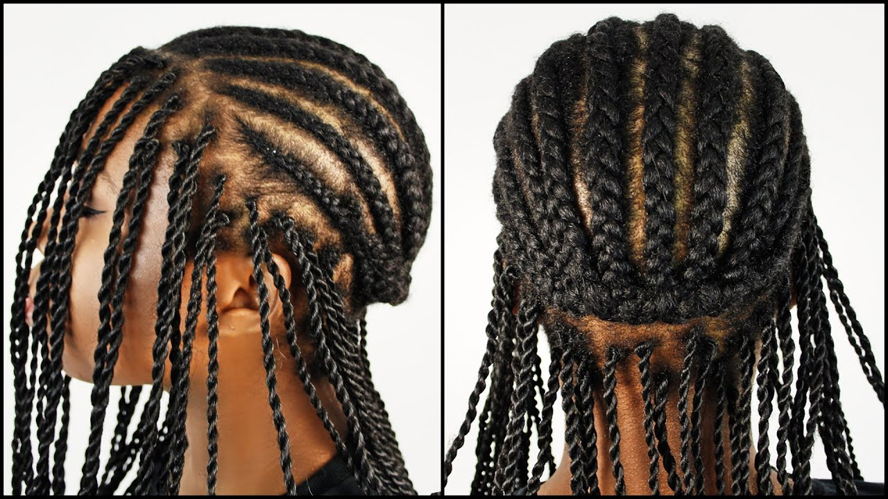 Crochet Braid Pattern to Make Various Projects Braid Pattern For Perimeter Crochet Senegalese Rope Twist Tutorial
