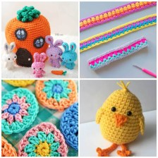 Crochet Patterns Fun 16 Free Crochet Patterns For Easter Daisy Cottage Designs