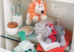 Crochet Patterns Fun New Crochet Patterns Bath Time Fun Crochet Pattern Book