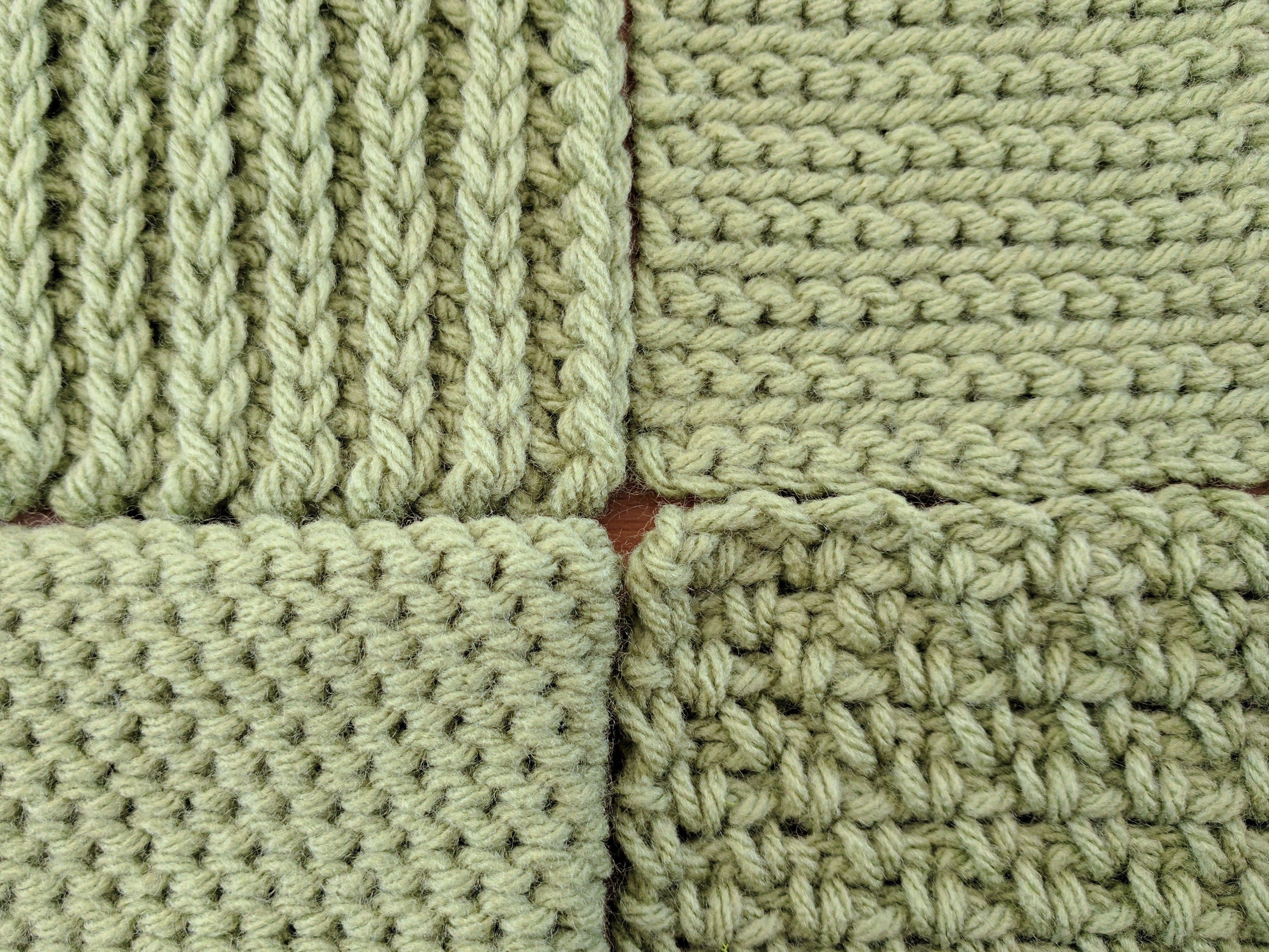 Crochet Stitch Pattern  A Quick Guide To Knit Look Crochet Stitches The Valley Mushrump