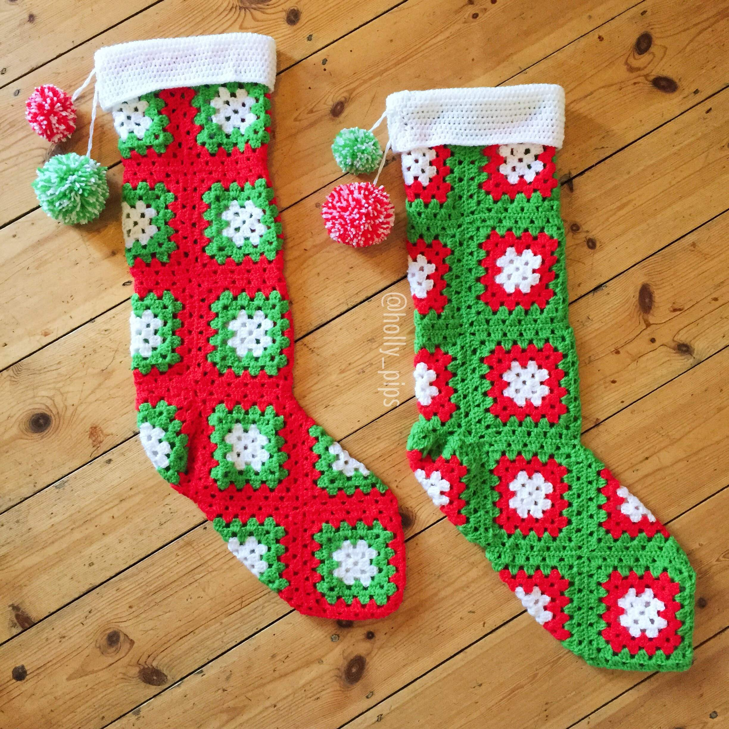 Crochet Stocking Pattern  New 1000 Ideas About Christmas Stocking Pattern On Pinterest Crochet