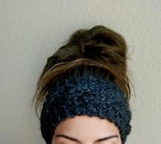 Ear Warmers Crochet Pattern 10 Knit Headband Ear Warmer Patterns The Funky Stitch