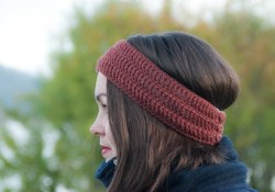 Easy Free Crochet Patterns Bruma Headband Crochet Pattern Joy Of Motion