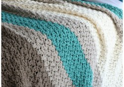 Free Patterns for Your Fall Inspiration Crochet A King Size Farmhouse Blanket Free Pattern Mjs Off The