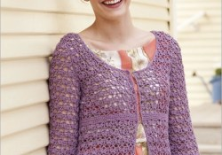 Gorgeous Crochet Pattern Cardigan Summer Petals Cardigan Crochet Pattern Download