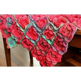 Redheart Crochet Patterns Summer Melody Crochet Blanket Pattern Yarn Twist