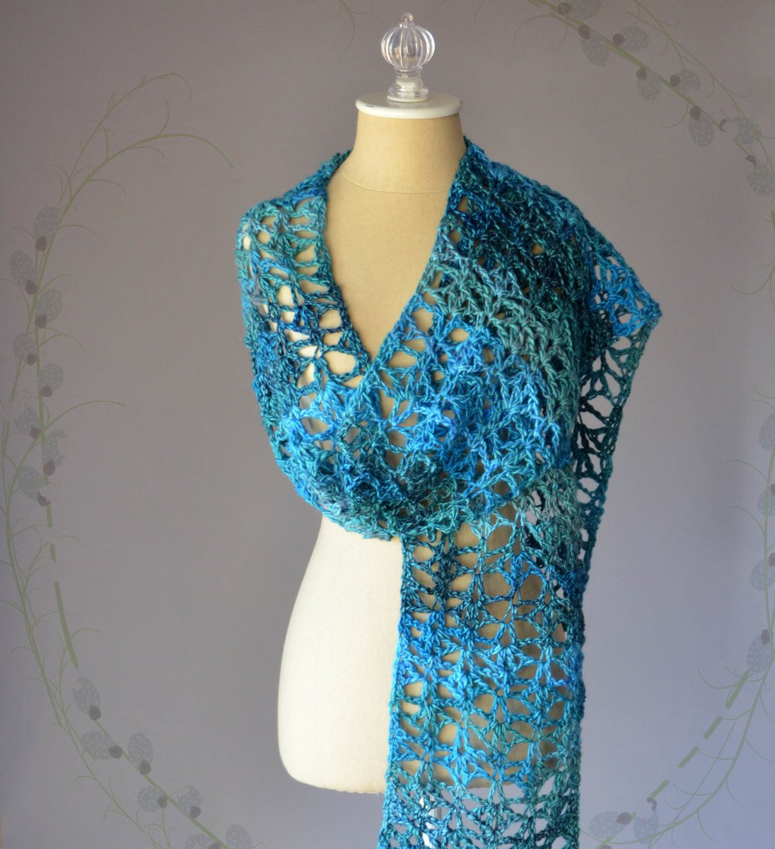 Scarf Crochet Pattern Free to Upgrade Your Winter Style Free Pattern Friday Swift Current Scarf Universal Yarn Creative