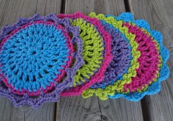 The Best Ideas for the Crochet Dish Cloth Pattern 20 Crochet Dishcloth Patterns Guide Patterns