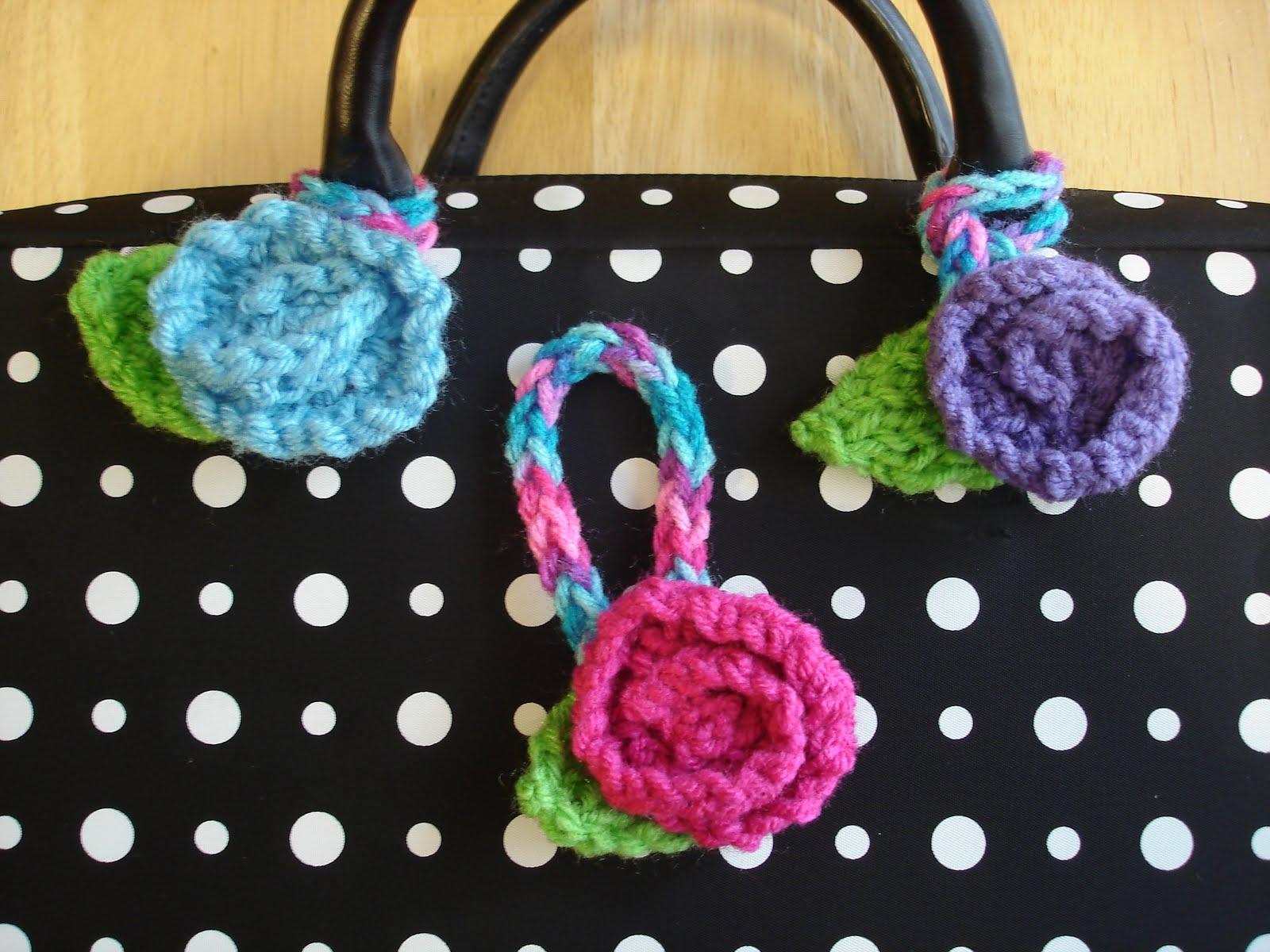 These Crochet Projects Ideas Will Blow Your Mind Fiber Flux Free Knitting Pattern Luggage Blossoms