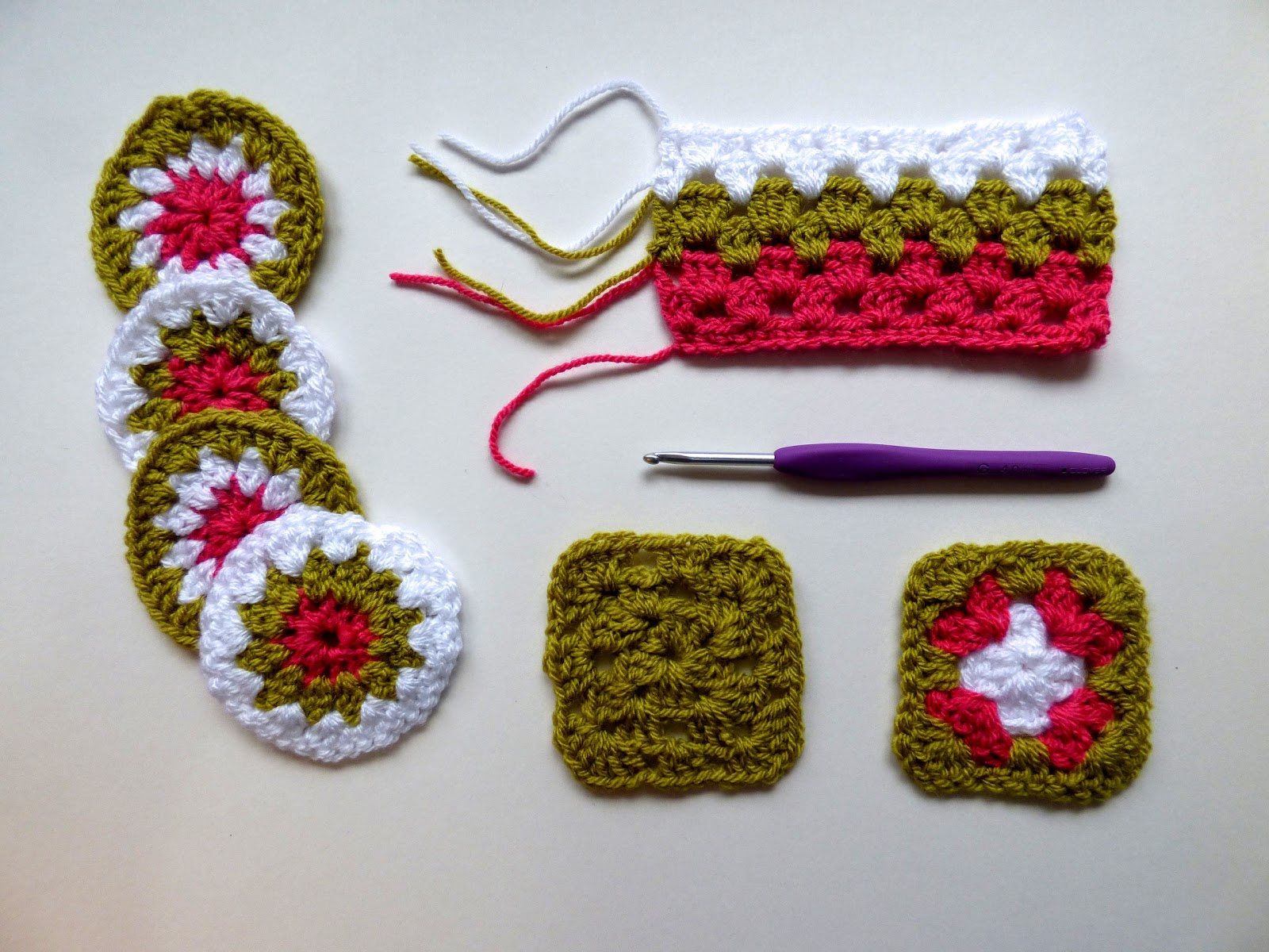 Things To Crochet  Learning Crochet With Beautiful Things Intermediate Course