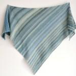 Aprilis Shawl – free crochet pattern