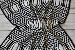 Thassos Mosaic Crochet Blanket