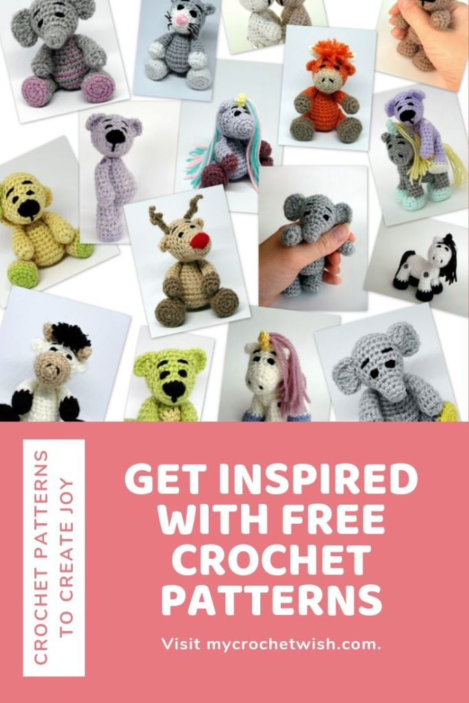 free patterns with my crochet wish