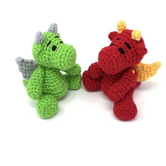 Dragon Amigurumi Crochet Pattern