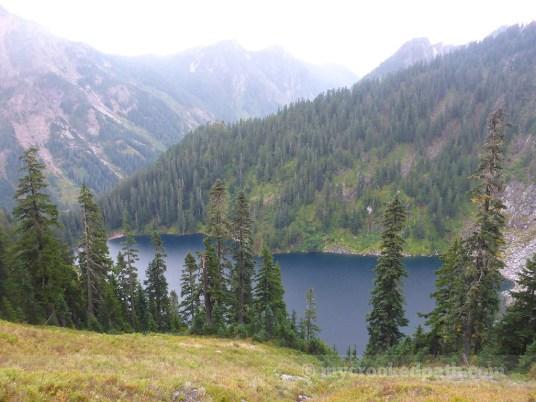 Alaska Lake