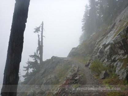 The path into oblivion