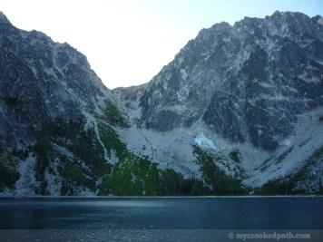 Aasgard across Colchuck Lake