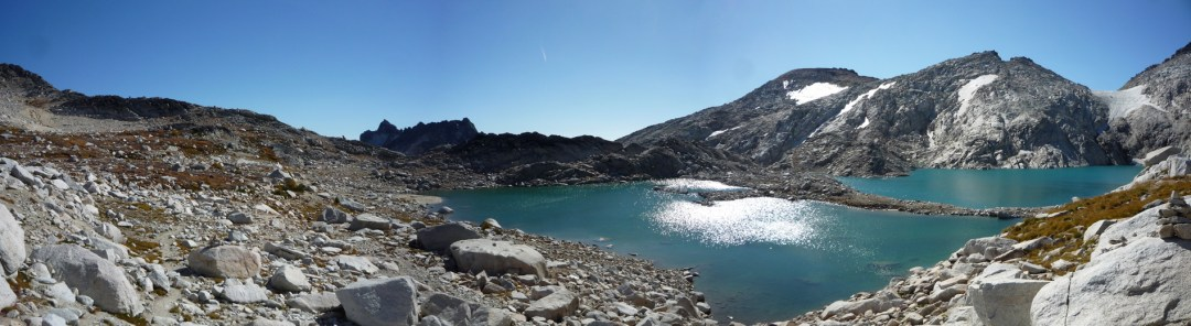 Isolation Lake