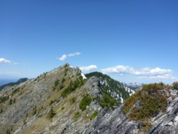 West to West Defiance/Web Mountain