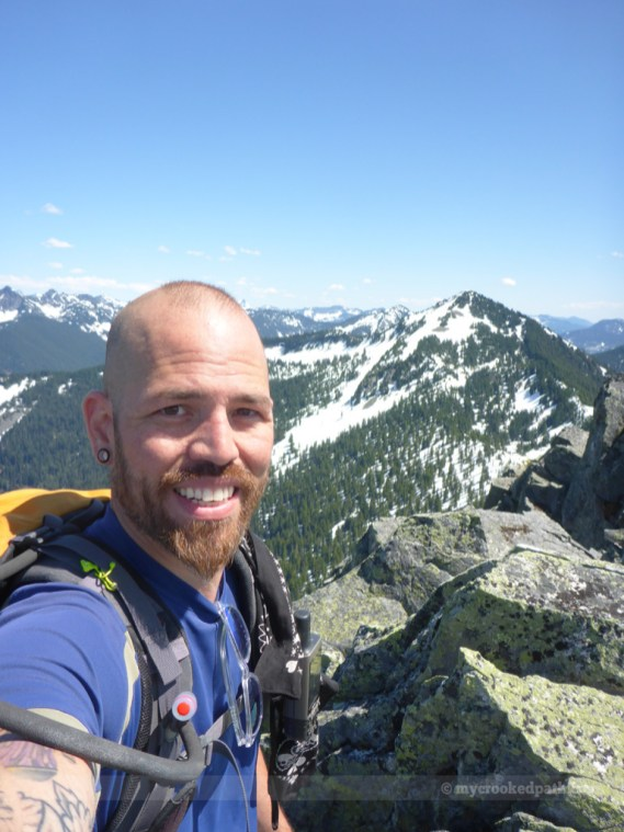 Second summit selfie