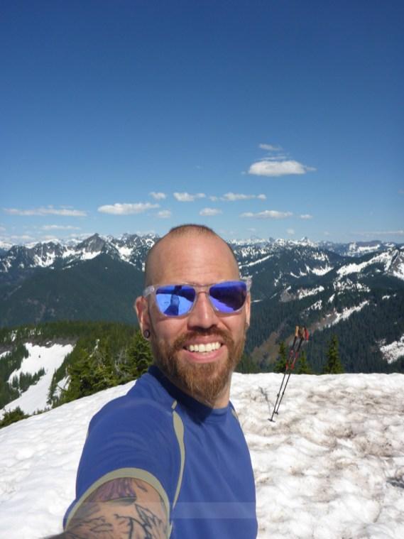 Third summit selfie