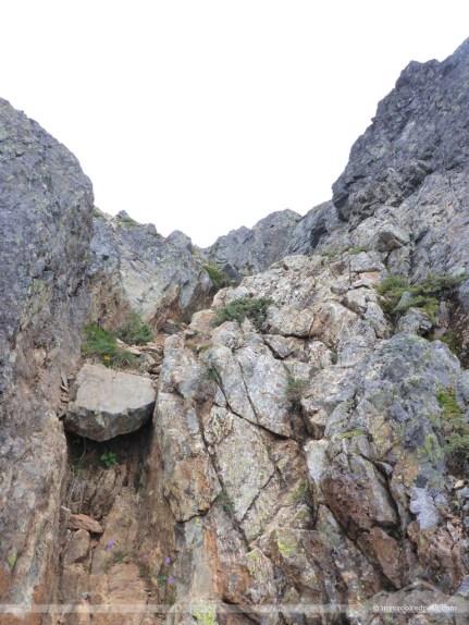 More scrambled rocks