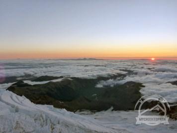 Sunrise over Sunrise