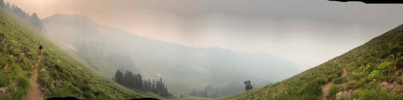 So much haze