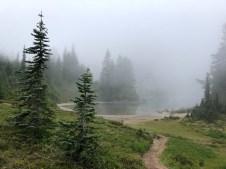 Eunice Lake under Tolmie Peak