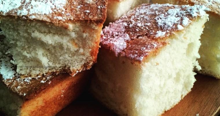 Eggless Lemon Cake