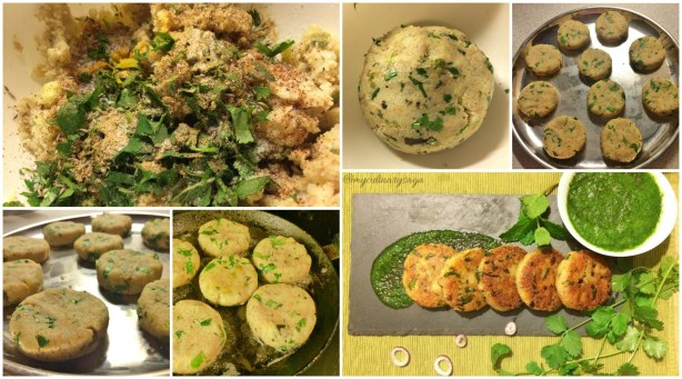 Cutlet Collage