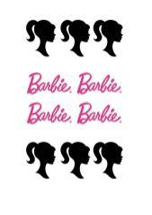 barbie-template